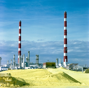 Sulfur Recovery in Claus Plants | Linde Gas