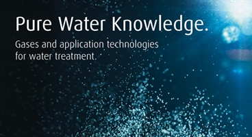 Water treatment banner with key visual for Linde websites (968 x 330 px, 72dpi)